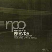 """Anthony G - Pravda (Desaturate's """"And Justice For Some"""" Remix)"""